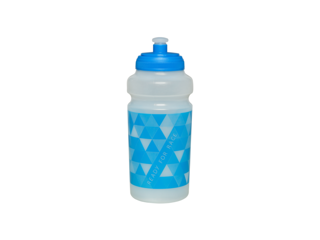 Cube RFR Bottle Drink Bottle 500ml blue/transparent